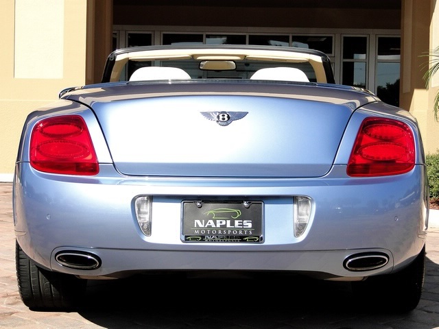 2007 Bentley Continental GTC - Photo 34 - Naples, FL 34104