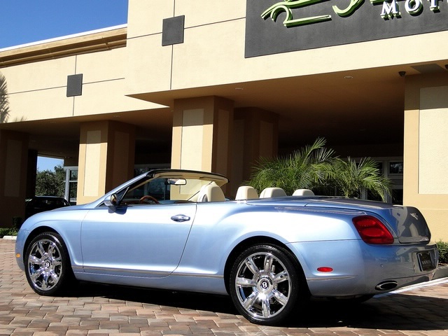 2007 Bentley Continental GTC - Photo 21 - Naples, FL 34104