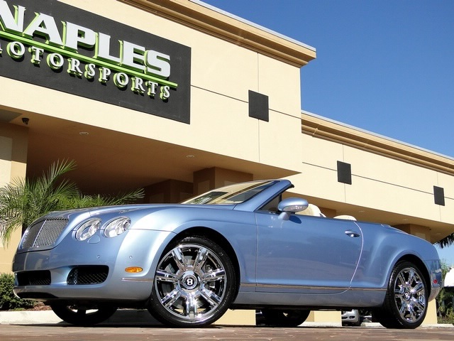 2007 Bentley Continental GTC - Photo 4 - Naples, FL 34104
