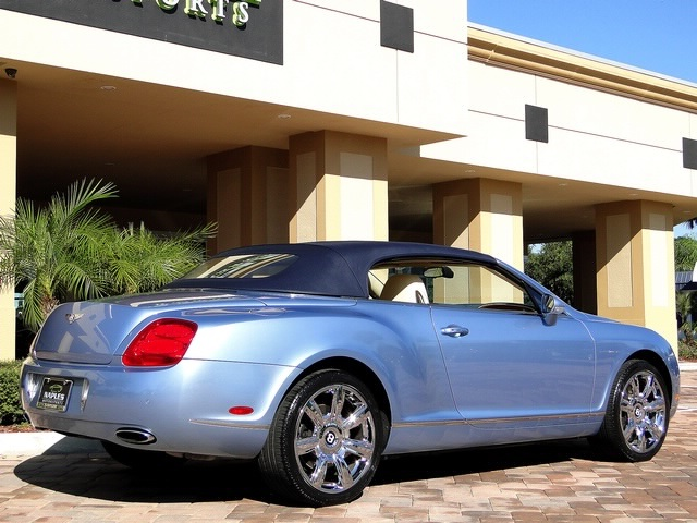 2007 Bentley Continental GTC - Photo 8 - Naples, FL 34104