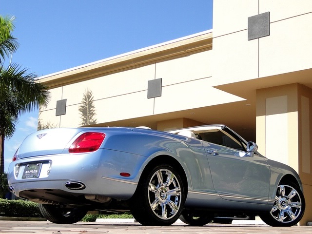 2007 Bentley Continental GTC - Photo 38 - Naples, FL 34104