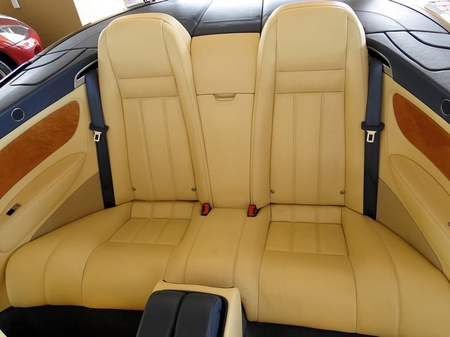 2007 Bentley Continental GTC - Photo 50 - Naples, FL 34104