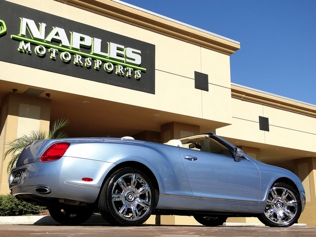 2007 Bentley Continental GTC - Photo 18 - Naples, FL 34104