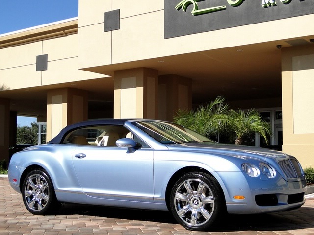 2007 Bentley Continental GTC - Photo 5 - Naples, FL 34104