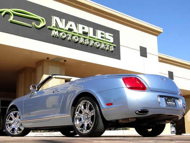 2007 Bentley Continental GTC - Photo 37 - Naples, FL 34104