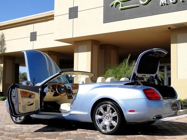 2007 Bentley Continental GTC - Photo 26 - Naples, FL 34104