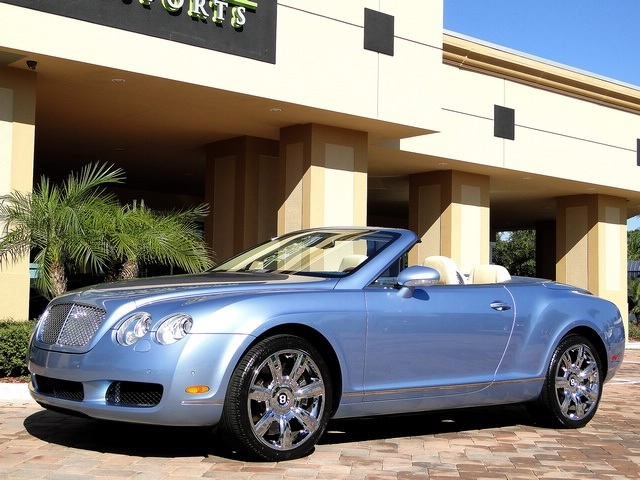 2007 Bentley Continental GTC - Photo 20 - Naples, FL 34104