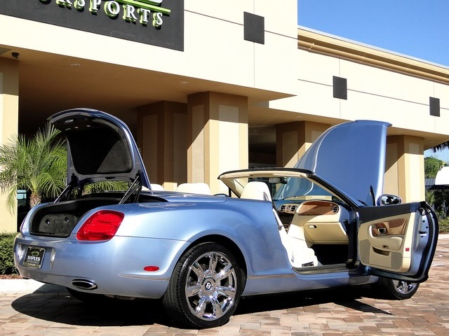 2007 Bentley Continental GTC - Photo 15 - Naples, FL 34104