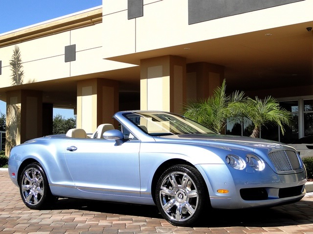 2007 Bentley Continental GTC - Photo 14 - Naples, FL 34104
