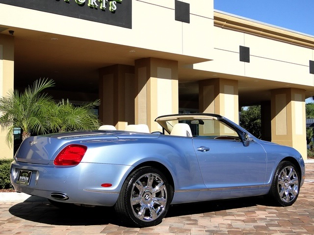 2007 Bentley Continental GTC - Photo 11 - Naples, FL 34104