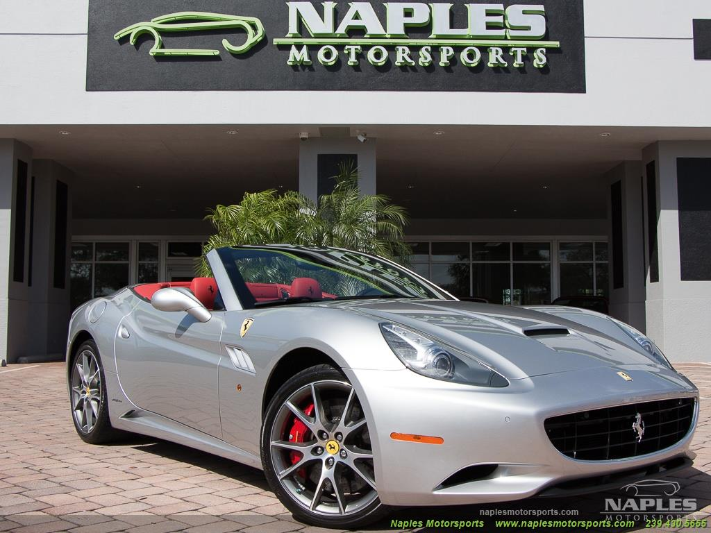 2012 Ferrari California - Photo 5 - Naples, FL 34104