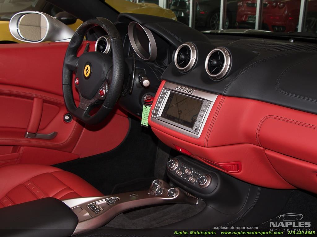 2012 Ferrari California - Photo 31 - Naples, FL 34104