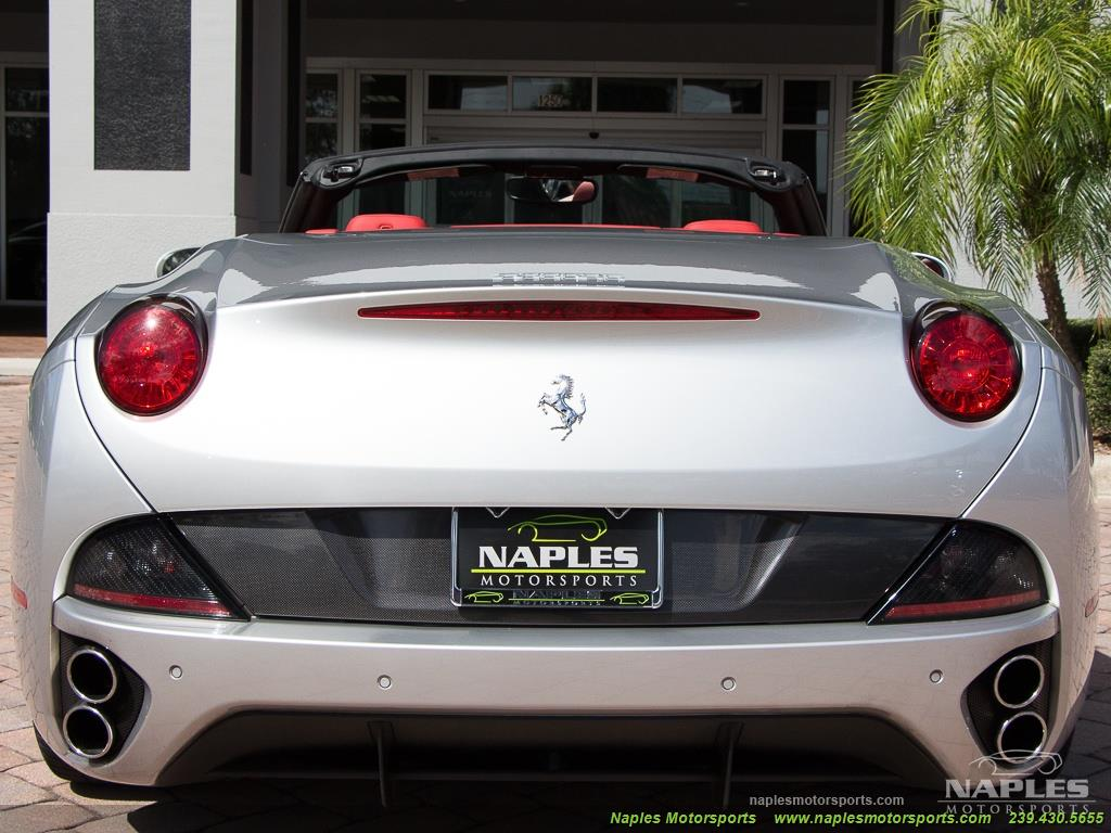 2012 Ferrari California - Photo 40 - Naples, FL 34104