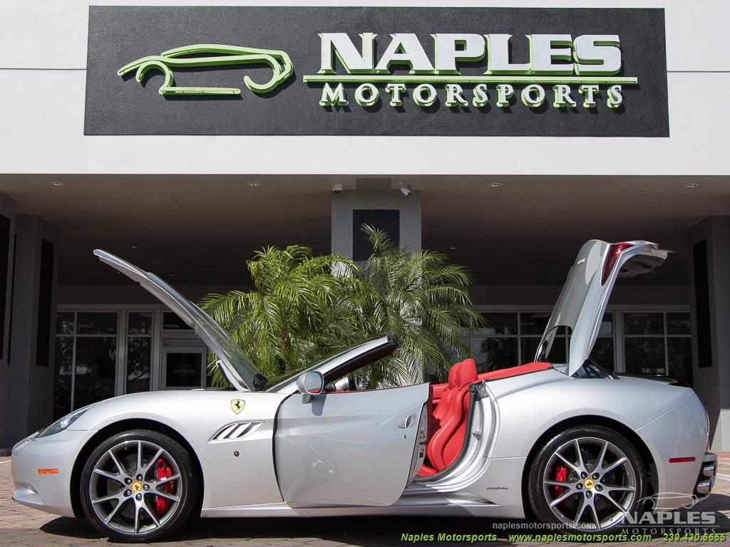 2012 Ferrari California - Photo 58 - Naples, FL 34104
