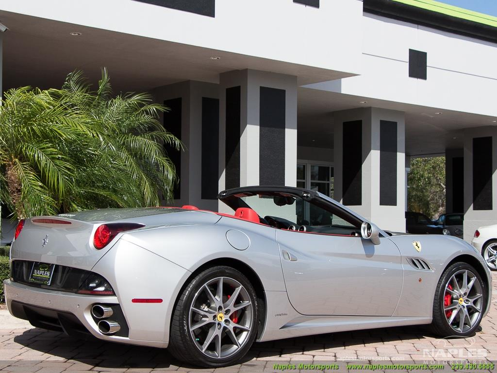 2012 Ferrari California - Photo 23 - Naples, FL 34104