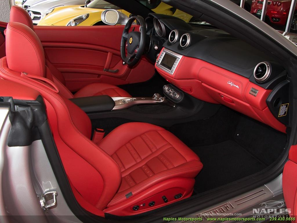 2012 Ferrari California - Photo 26 - Naples, FL 34104