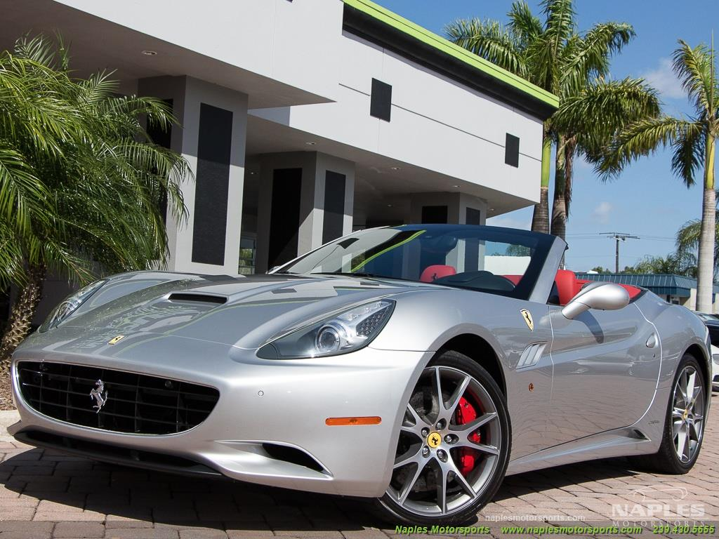 2012 Ferrari California - Photo 17 - Naples, FL 34104