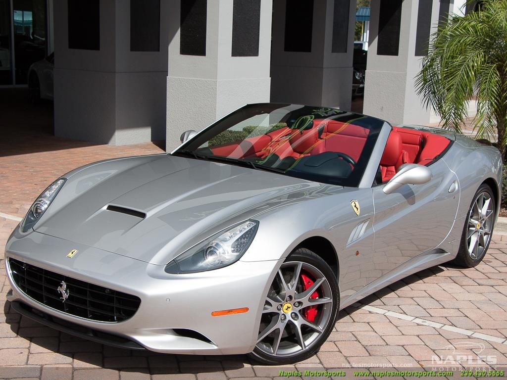 2012 Ferrari California - Photo 49 - Naples, FL 34104