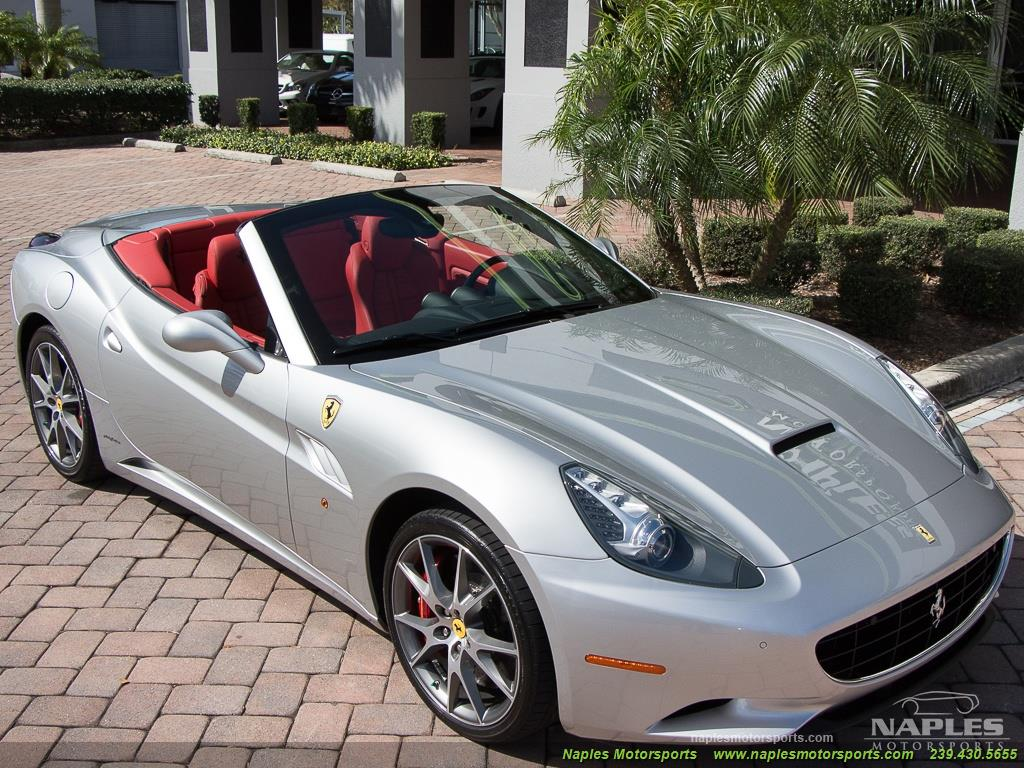 2012 Ferrari California - Photo 27 - Naples, FL 34104