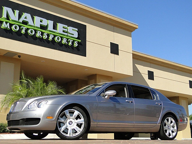 2006 Bentley Continental Flying Spur - Photo 8 - Naples, FL 34104