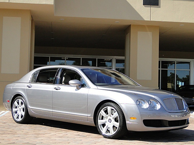 2006 Bentley Continental Flying Spur - Photo 37 - Naples, FL 34104