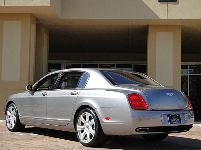 2006 Bentley Continental Flying Spur - Photo 39 - Naples, FL 34104