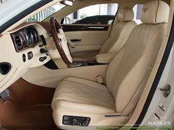 2014 Bentley Flying Spur Mulliner W-12 Sedan
