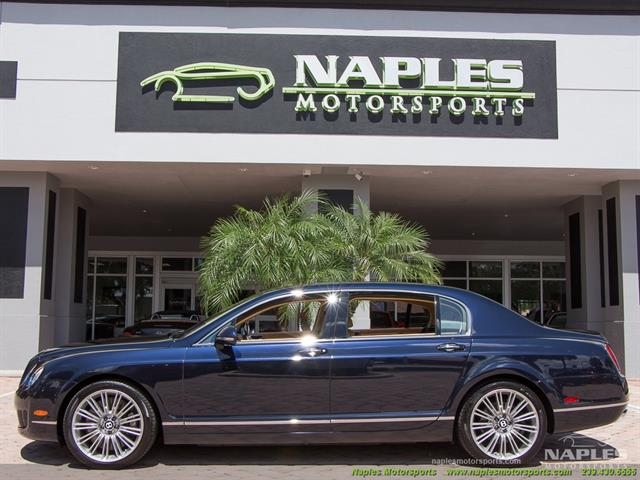 2011 Bentley Continental Flying Spur Speed - Photo 4 - Naples, FL 34104