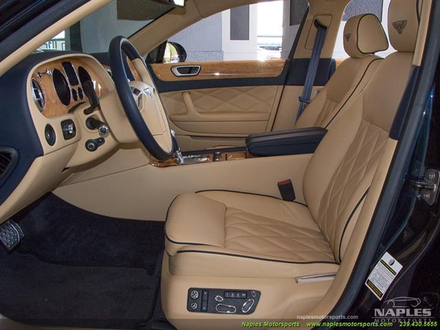 2011 Bentley Continental Flying Spur Speed - Photo 2 - Naples, FL 34104