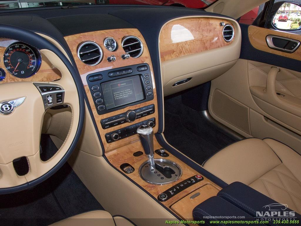 2011 Bentley Continental Flying Spur Speed - Photo 49 - Naples, FL 34104