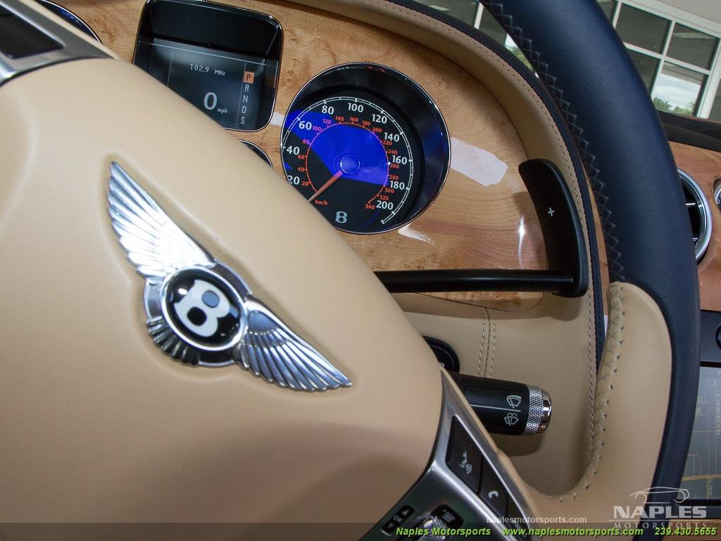 2011 Bentley Continental Flying Spur Speed - Photo 54 - Naples, FL 34104
