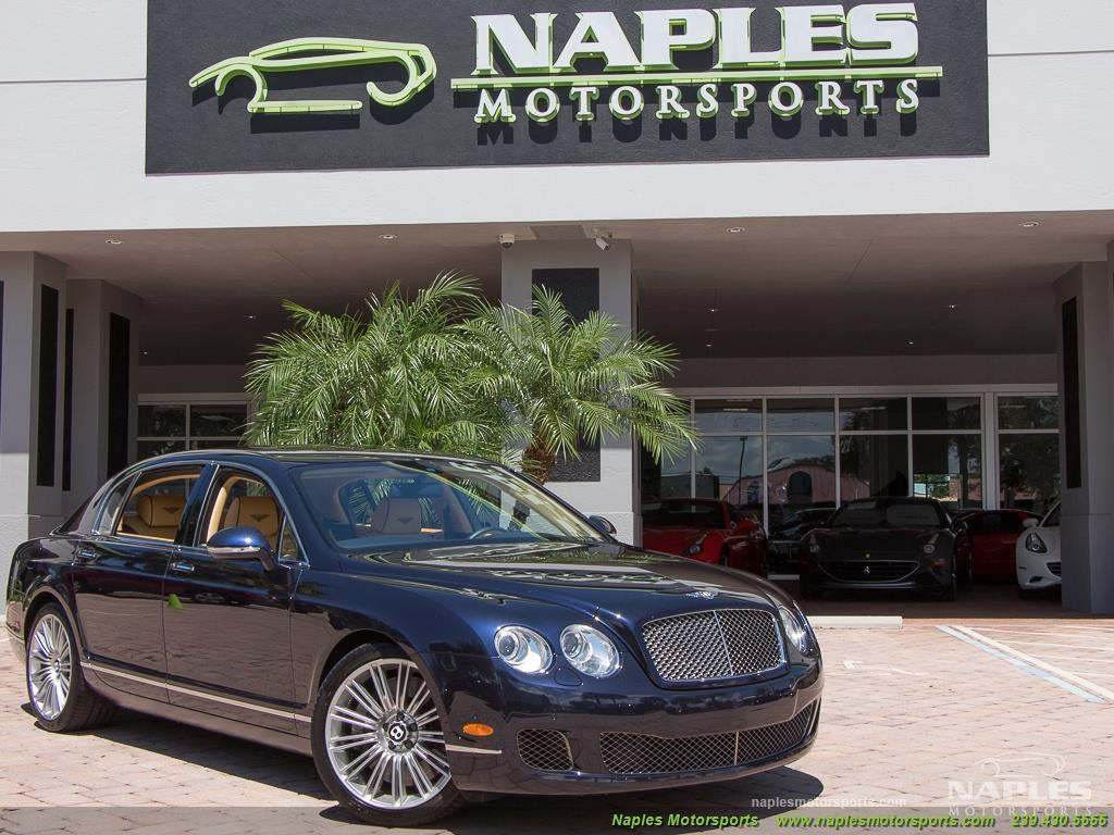 2011 Bentley Continental Flying Spur Speed - Photo 36 - Naples, FL 34104