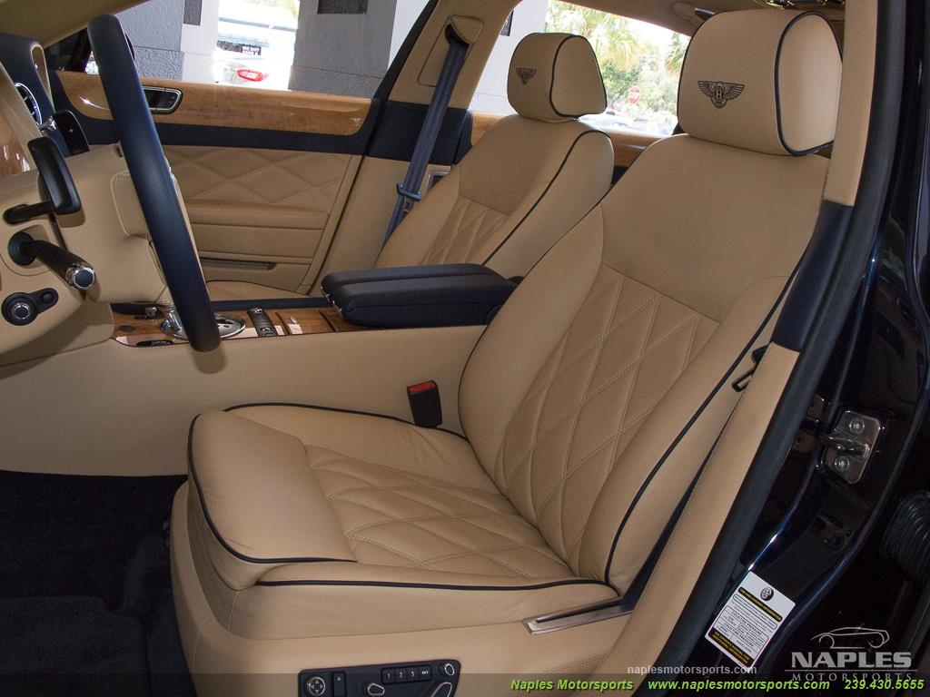 2011 Bentley Continental Flying Spur Speed - Photo 40 - Naples, FL 34104