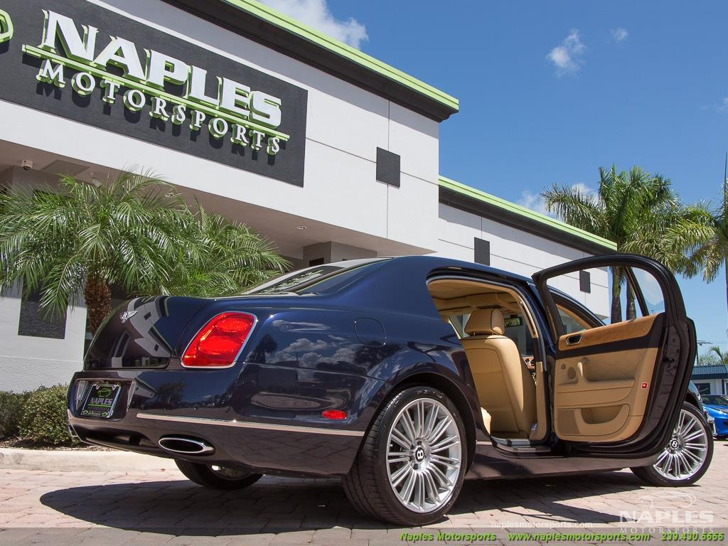 2011 Bentley Continental Flying Spur Speed - Photo 17 - Naples, FL 34104