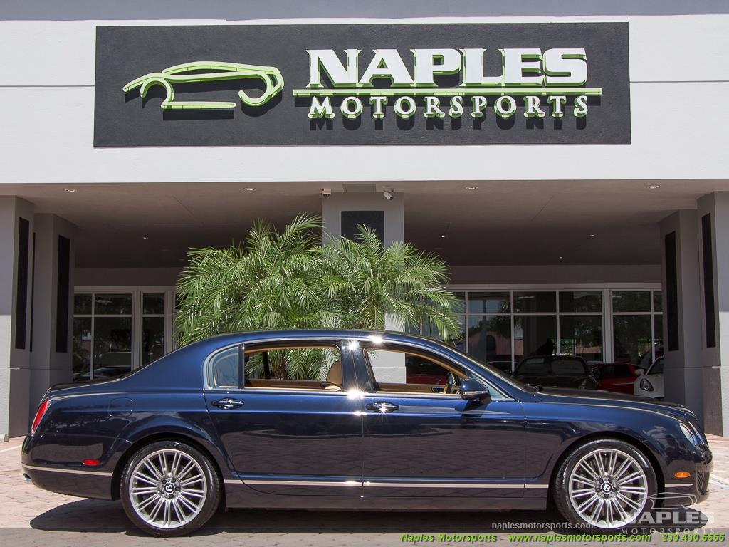 2011 Bentley Continental Flying Spur Speed - Photo 13 - Naples, FL 34104