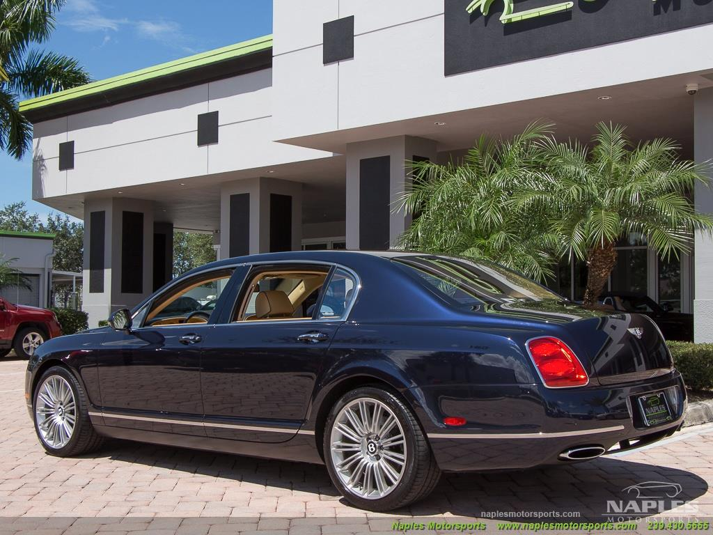 2011 Bentley Continental Flying Spur Speed - Photo 5 - Naples, FL 34104