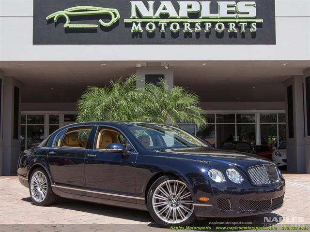 2011 Bentley Continental Flying Spur Speed - Photo 1 - Naples, FL 34104