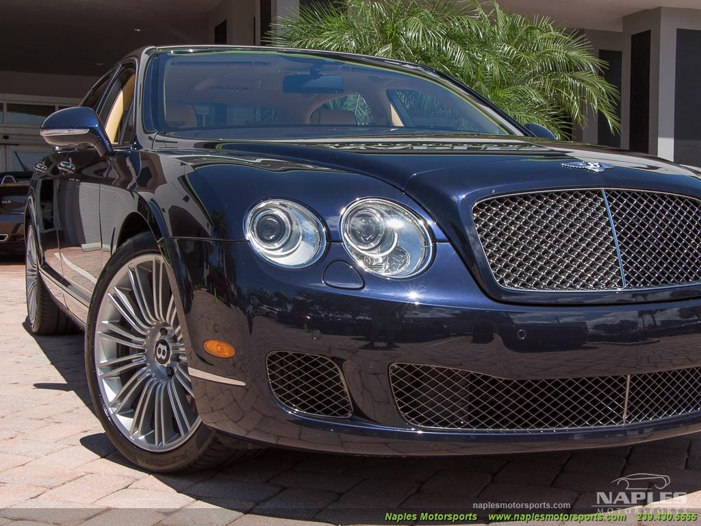 2011 Bentley Continental Flying Spur Speed - Photo 24 - Naples, FL 34104