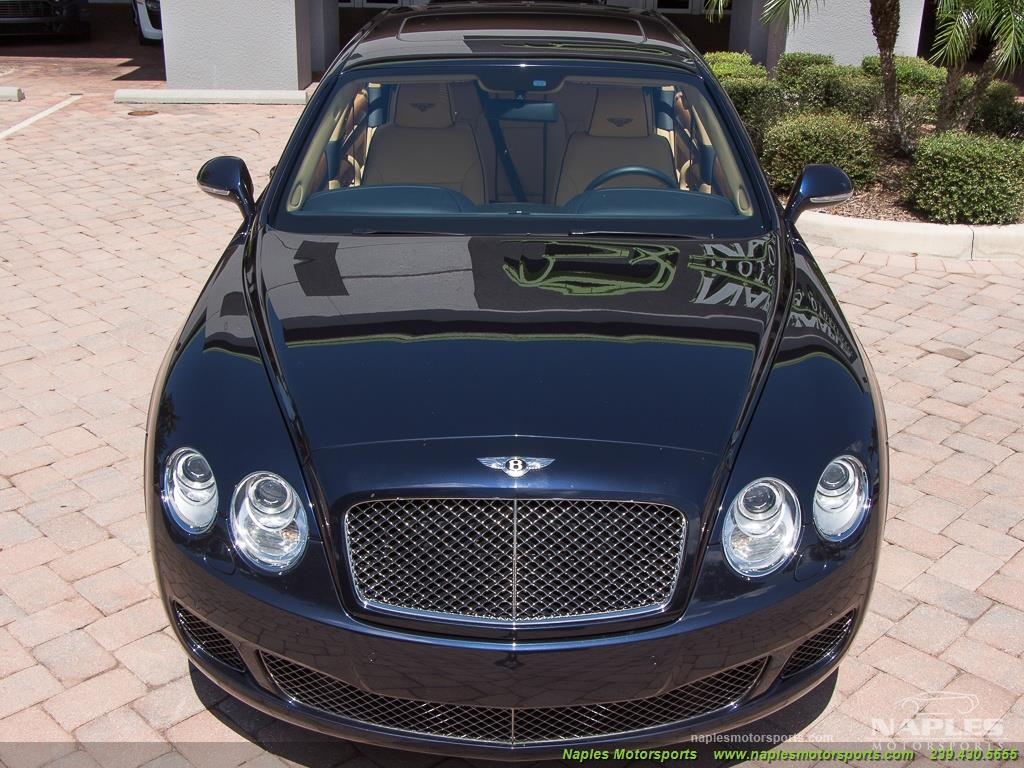 2011 Bentley Continental Flying Spur Speed - Photo 18 - Naples, FL 34104
