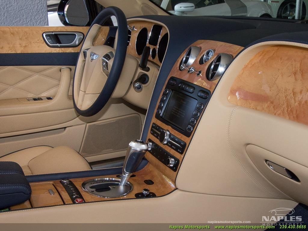 2011 Bentley Continental Flying Spur Speed - Photo 46 - Naples, FL 34104