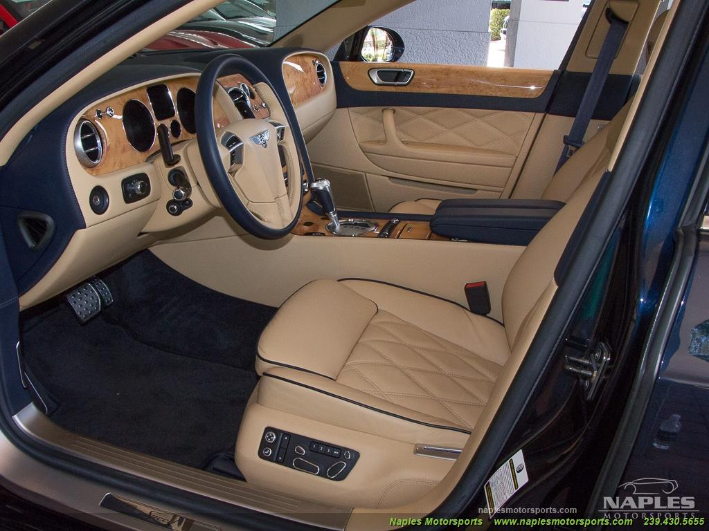 2011 Bentley Continental Flying Spur Speed - Photo 39 - Naples, FL 34104
