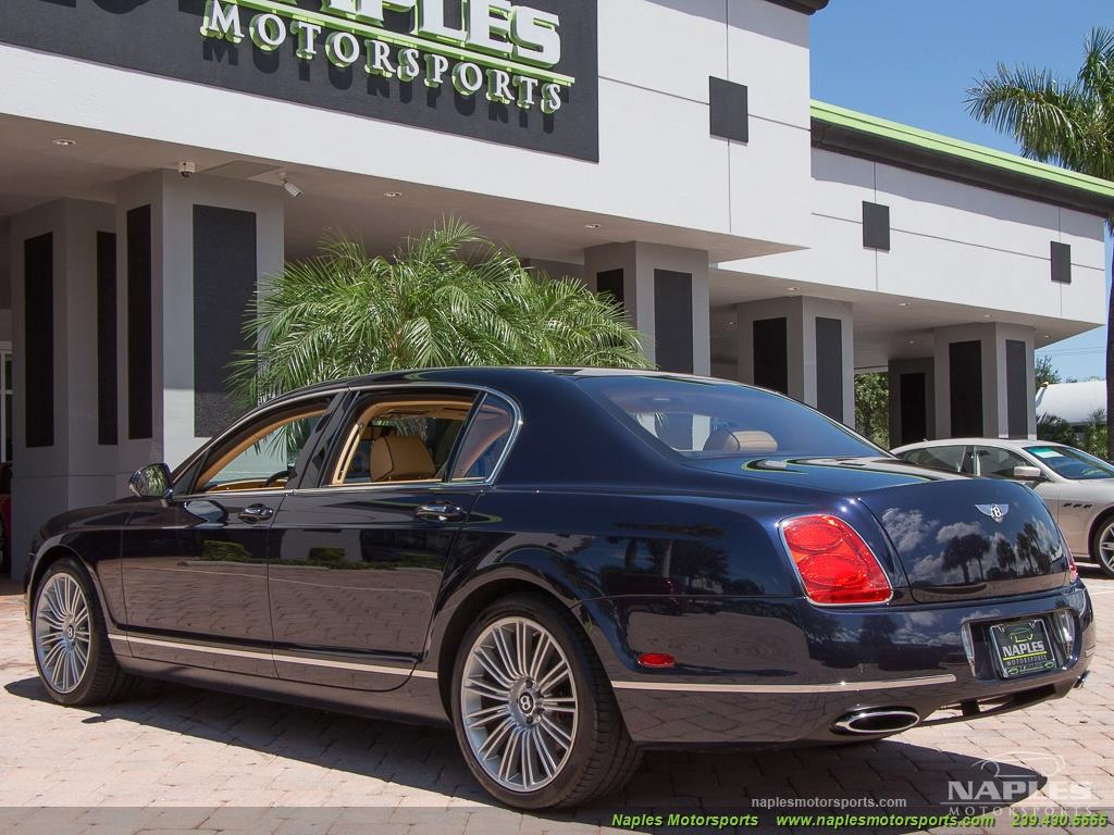 2011 Bentley Continental Flying Spur Speed - Photo 27 - Naples, FL 34104