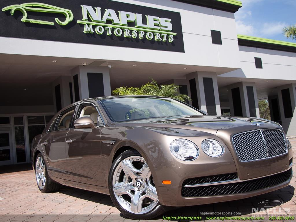 2015 Bentley Continental Flying Spur W12 Mulliner - Photo 32 - Naples, FL 34104
