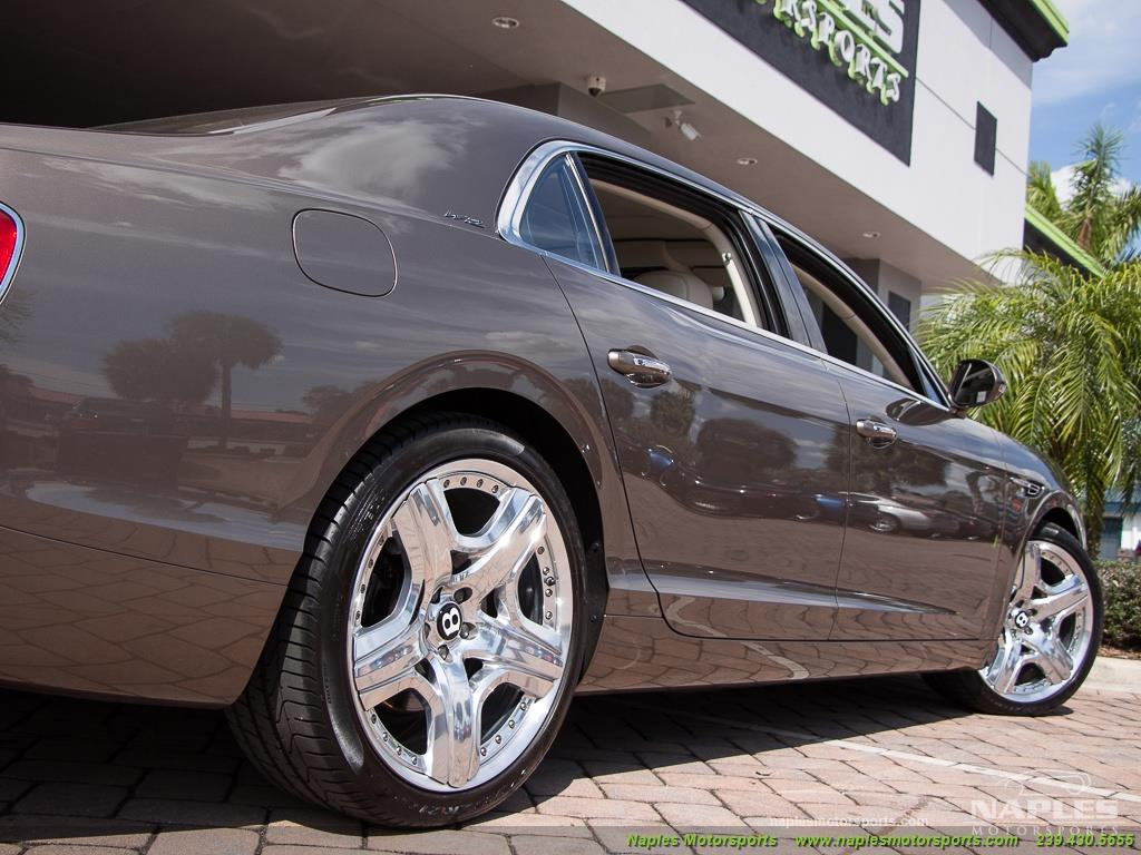2015 Bentley Continental Flying Spur W12 Mulliner - Photo 52 - Naples, FL 34104