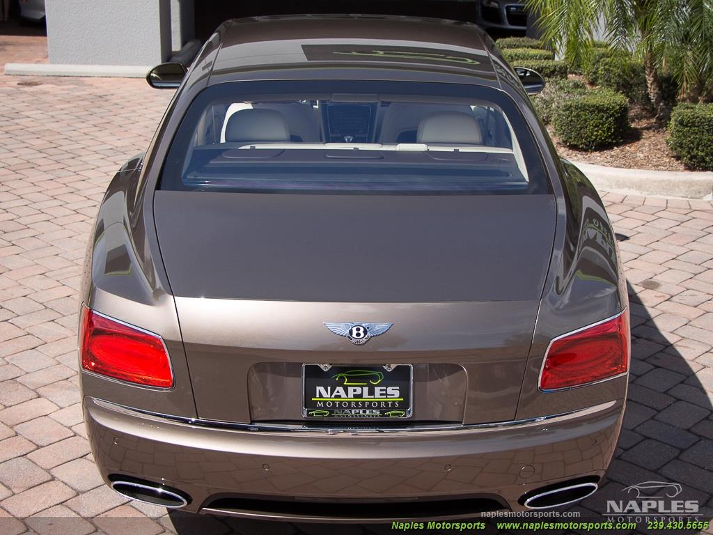 2015 Bentley Continental Flying Spur W12 Mulliner - Photo 36 - Naples, FL 34104