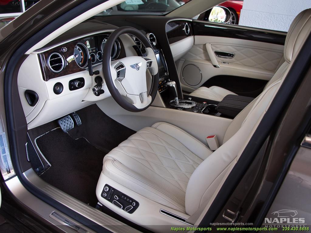 2015 Bentley Continental Flying Spur W12 Mulliner - Photo 6 - Naples, FL 34104