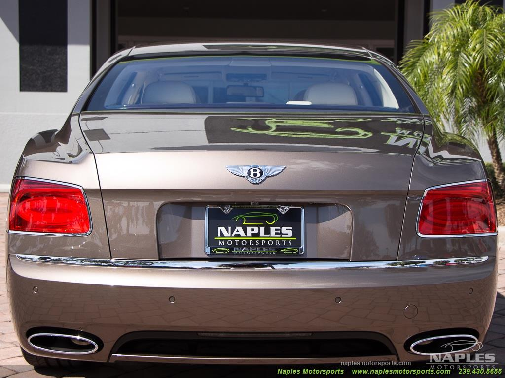 2015 Bentley Continental Flying Spur W12 Mulliner - Photo 37 - Naples, FL 34104