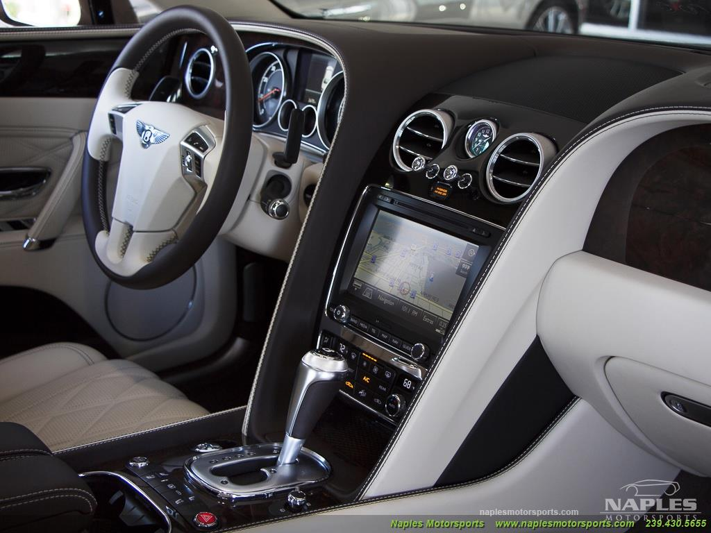 2015 Bentley Continental Flying Spur W12 Mulliner - Photo 23 - Naples, FL 34104