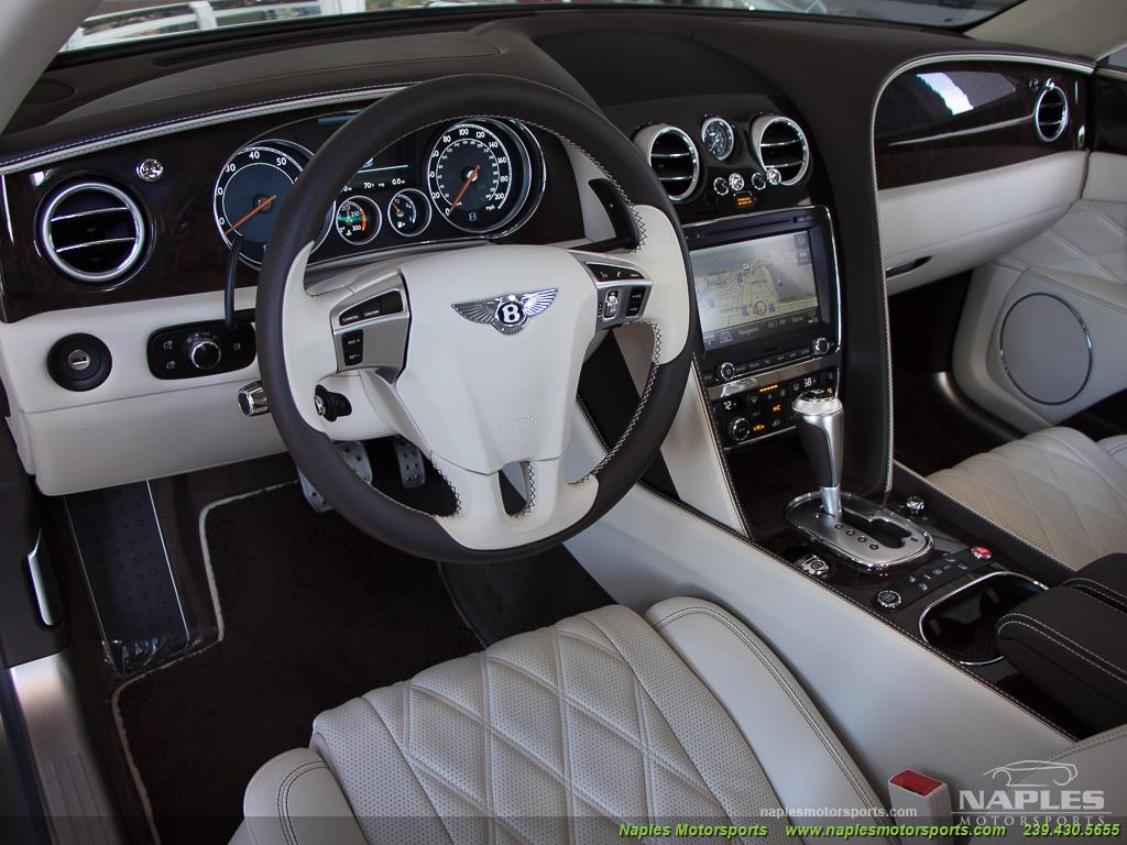 2015 Bentley Continental Flying Spur W12 Mulliner - Photo 10 - Naples, FL 34104