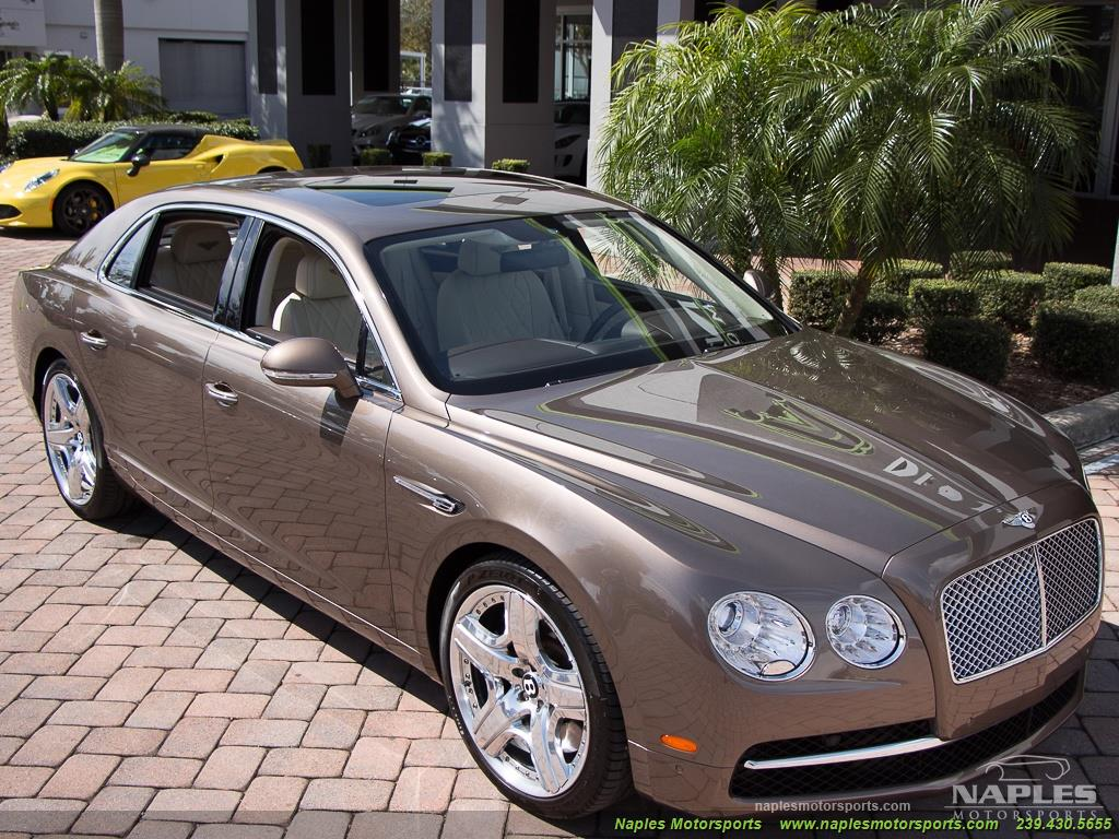 2015 Bentley Continental Flying Spur W12 Mulliner - Photo 22 - Naples, FL 34104